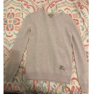 5e872bf6bd3 Women s Burberry Brit Sweater on Poshmark